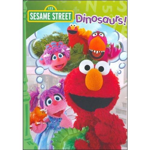 Sesame Street: Dinosaurs! (Full Frame)