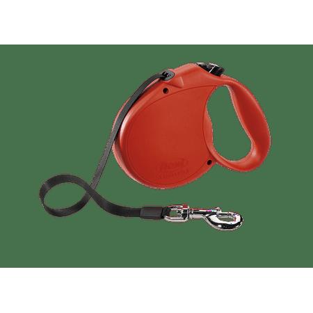 flexi Retractable Dog Leash (Tape), 16 ft, Large,