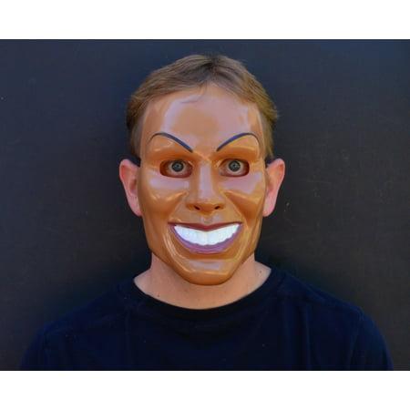 The Purge Anarchy God Halloween Mask - MALE (Purge Mask Halloween)