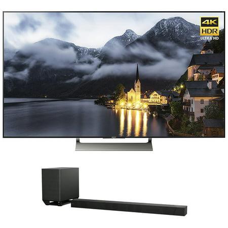 Sony XBR-65X900E 65-inch 4K HDR Ultra HD Smart LED TV (2017