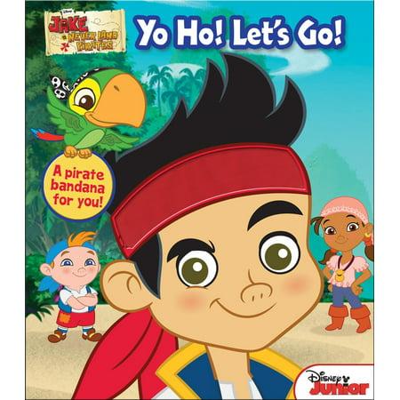 Disney Jake and the Never Land Pirates: Yo Ho! Let's Go! - Jake And The Never Land Pirates Izzy