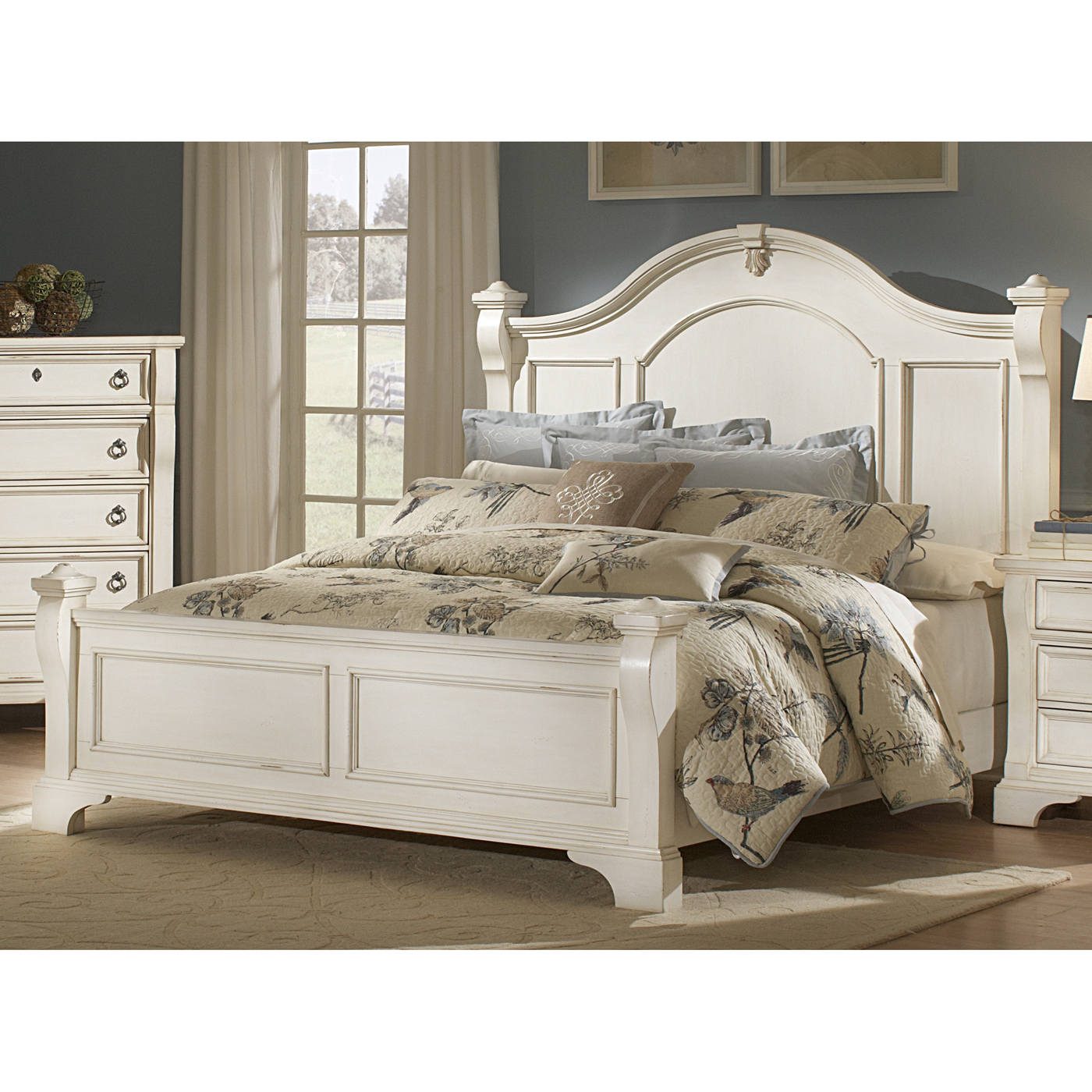American Woodcrafters Heirloom Poster Bed by American Woodcrafters