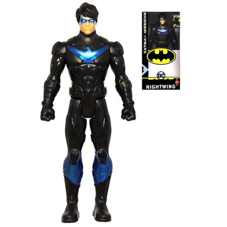 Nightwing Batman Missions Action Figure 6