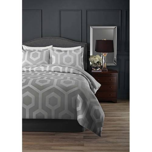 Full or Queen Comforter Set, 3 Piece by Hotel Style