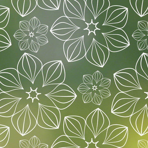 Stick Pretty Blossom Privacy Window Film