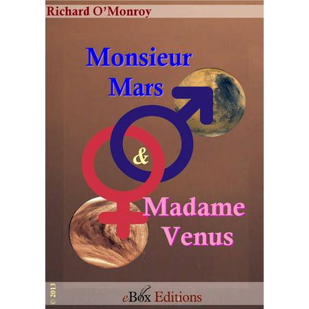 Monsieur Mars et Madame Venus - eBook - Monsieur Et Madame Halloween
