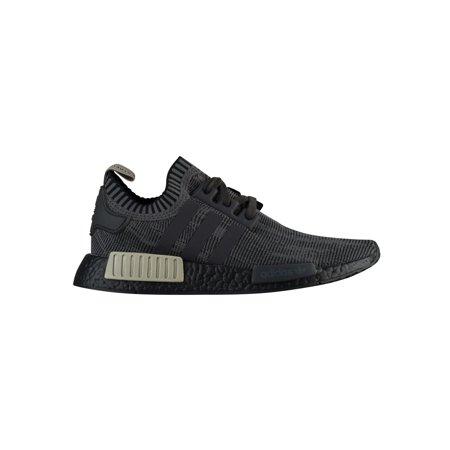 adidas Originals NMD R1 Primeknit Men's Running Shoes Black/Utility  Black/Grey - Walmart.com