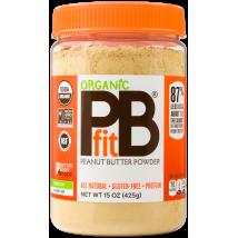 Peanut & Nut Butters: PBfit Organic Peanut Butter Powder