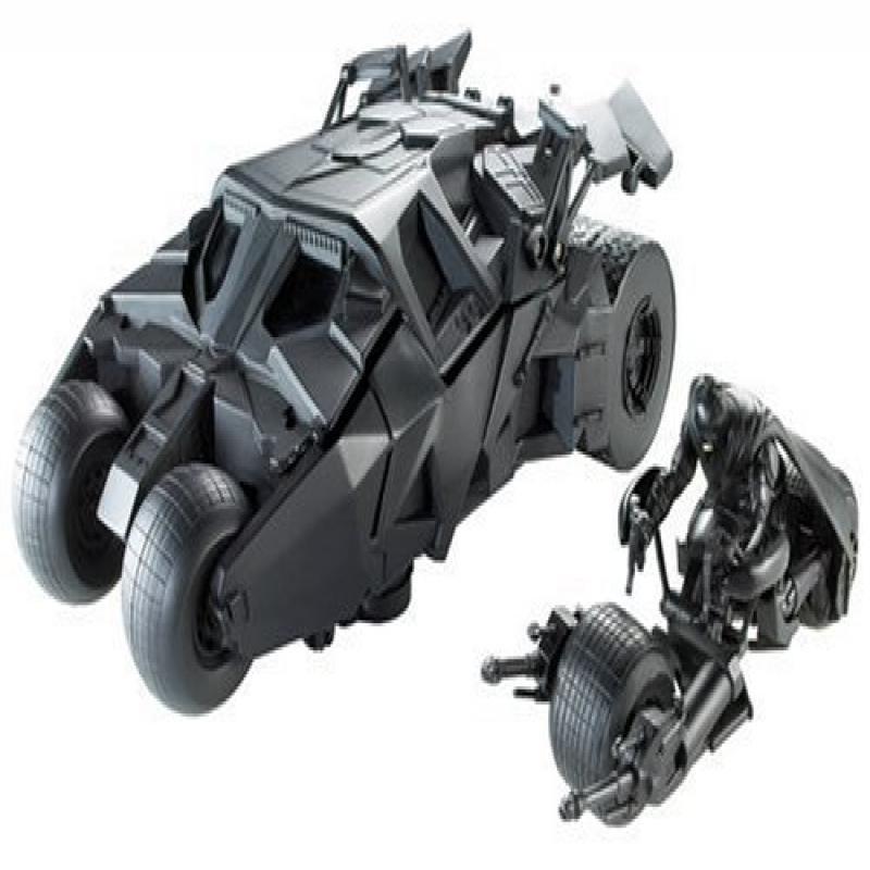 Mattel Batman: Dark Knight Stealth Launch Batmobile by
