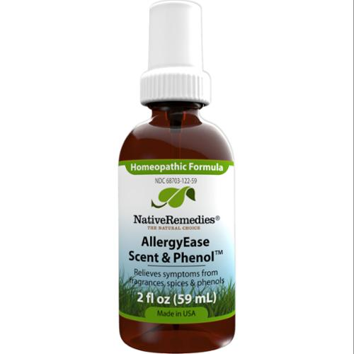 Native Remedies   Native Remedies AllergyEase Scent & Phenol - Allergy Relief