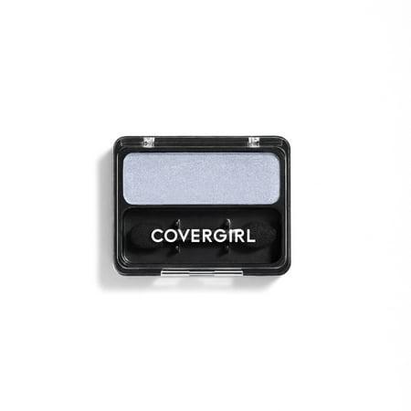 COVERGIRL Eye Enhancers 1-Kit Eyeshadow, 600 Sterling - Yves Saint Laurent Blue Eye Shadow