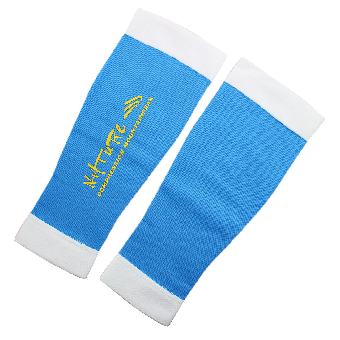 Mountainpeak Authorized Gym Sports Compression Leg Sleeve Protector M Pair #6 - image 2 of 4