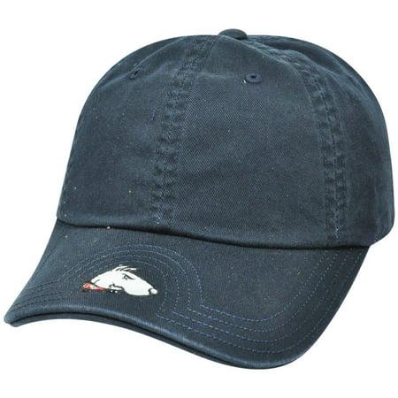 NCAA American Needle Hiram College Terriers Flambam Cap Women Ladies Hat Navy