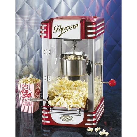 Nostalgia Electrics Retro Series Kettle Popcorn Maker  Rkp630