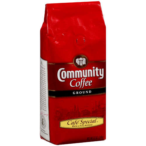 Community Coffee Cafe Special Rich & Full Bodied Ground Coffee, 12 oz