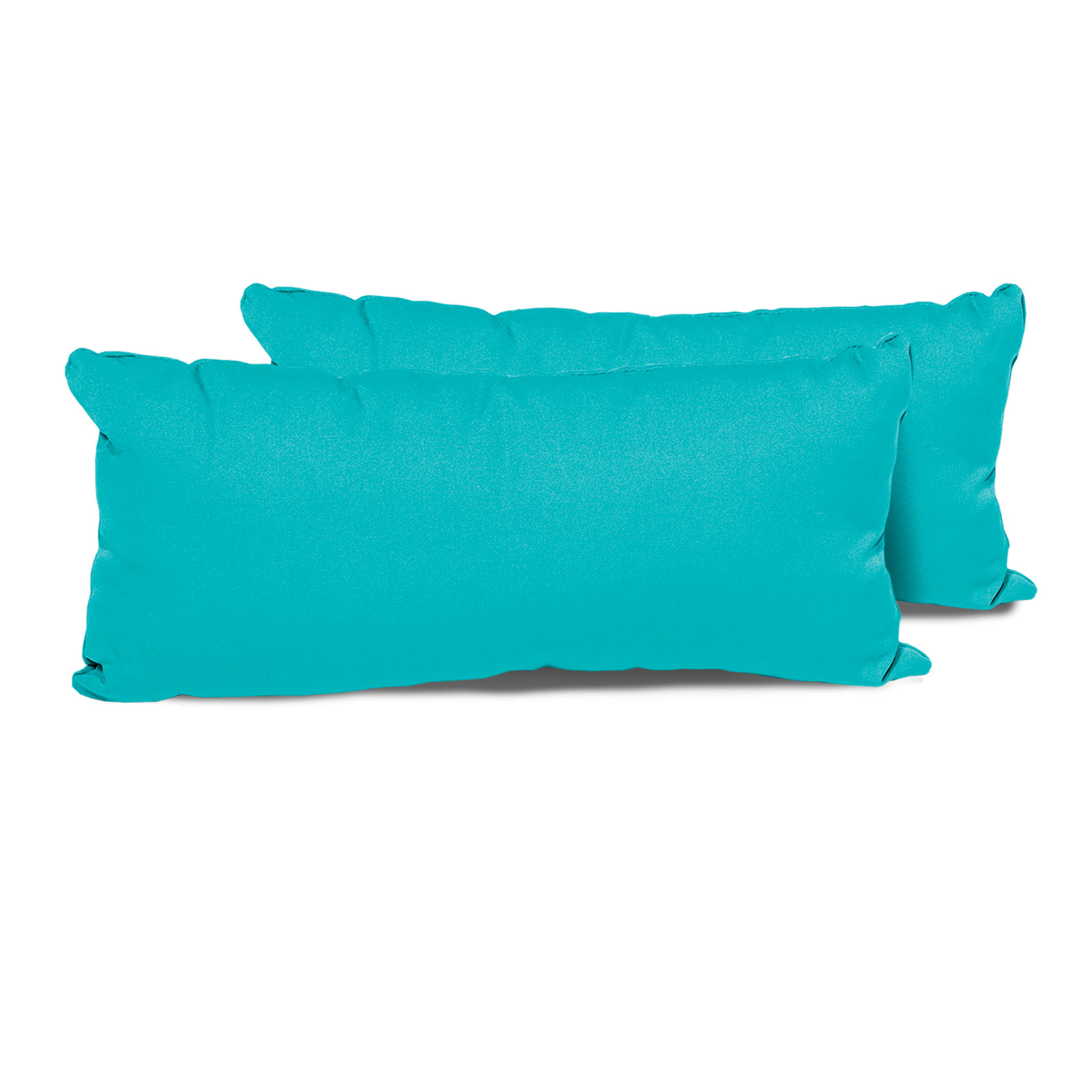 Aruba Outdoor Throw Pillows Rectangle Set of 2 by TK Classics