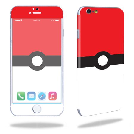 - Skin For Apple iPhone 6 Plus – Battle Ball | MightySkins Protective, Durable, and Unique Vinyl Decal wrap cover | Easy To Apply, Remove, and Change Styles | Made in the USA