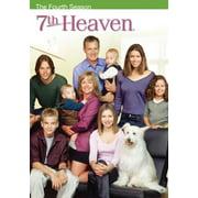 7th Heaven: The Fourth Season (DVD)