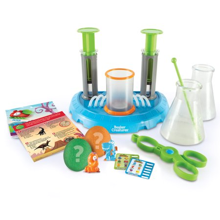 Science Toys (Learning Resources Beaker Creatures Liquid Reactor Super Lab, Science)
