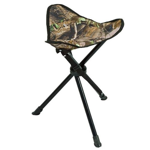 Ameristep Tripod Camo Stool for Hunting
