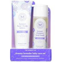 The Honest Company Lavender Lotion+Shampoo Bundle