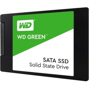 "WD Green WDS480G2G0A 480GB 2.5"" SATA Internal Solid State Drive"