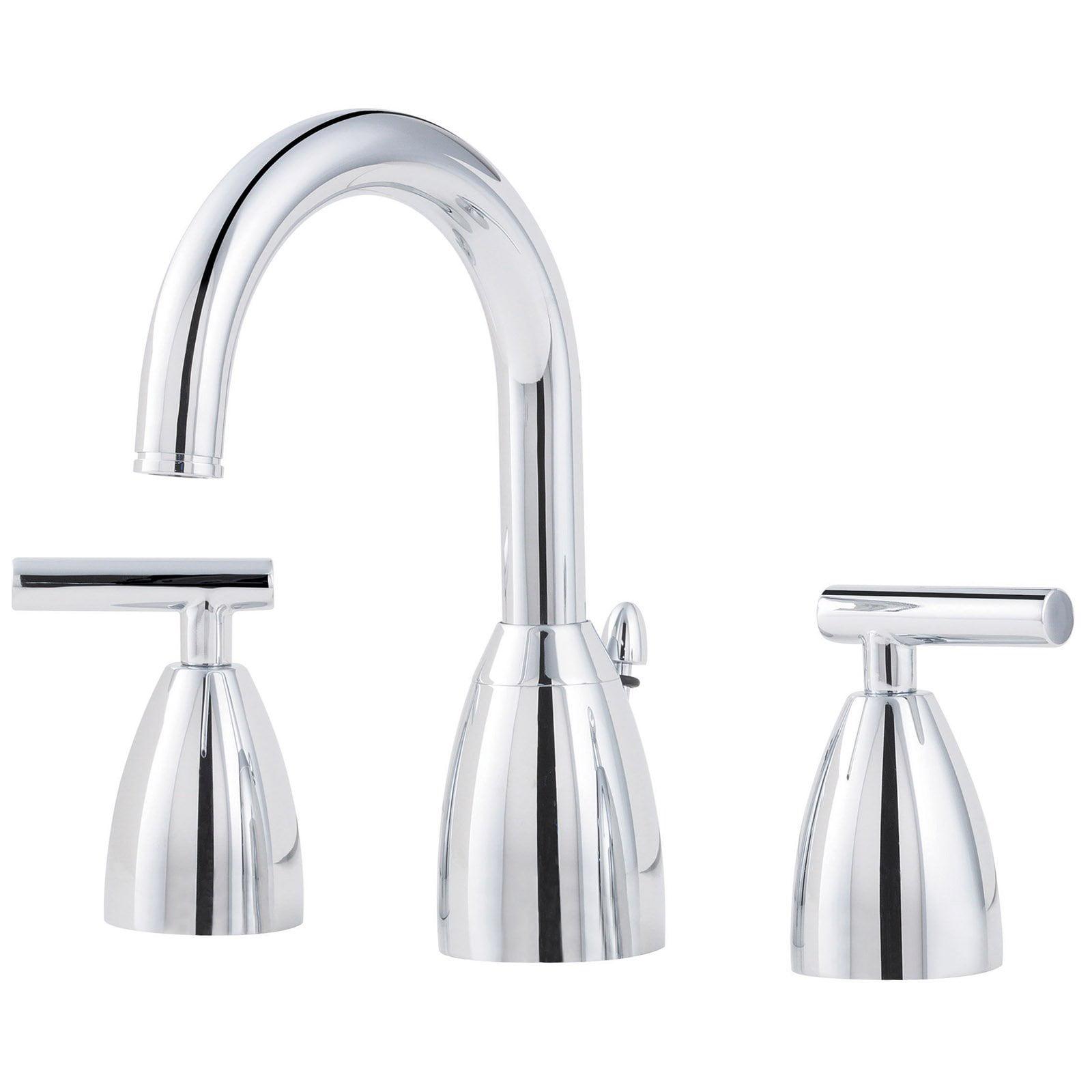 Pfister Contempra F-049-N Widespread Bathroom Faucet - Brushed Nickel