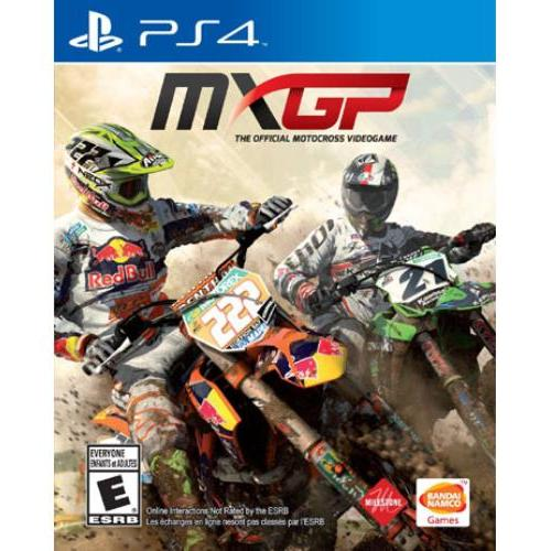 MXGP 14: The Official Motocross Videogame - PS4 (Namco)