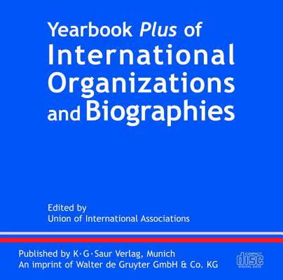 Yearbook Plus - International Organizations and Biographies