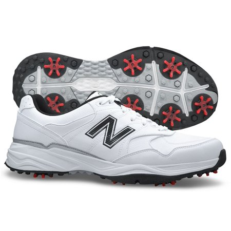 New Balance 1701 Golf Shoes - White Waterproof Golf Shoe