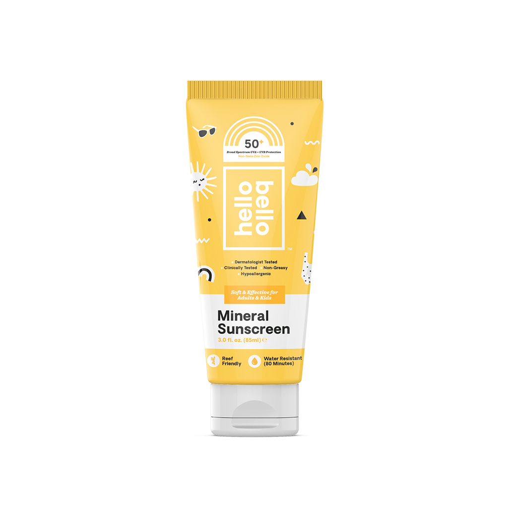 Hello Bello Mineral Sunscreen