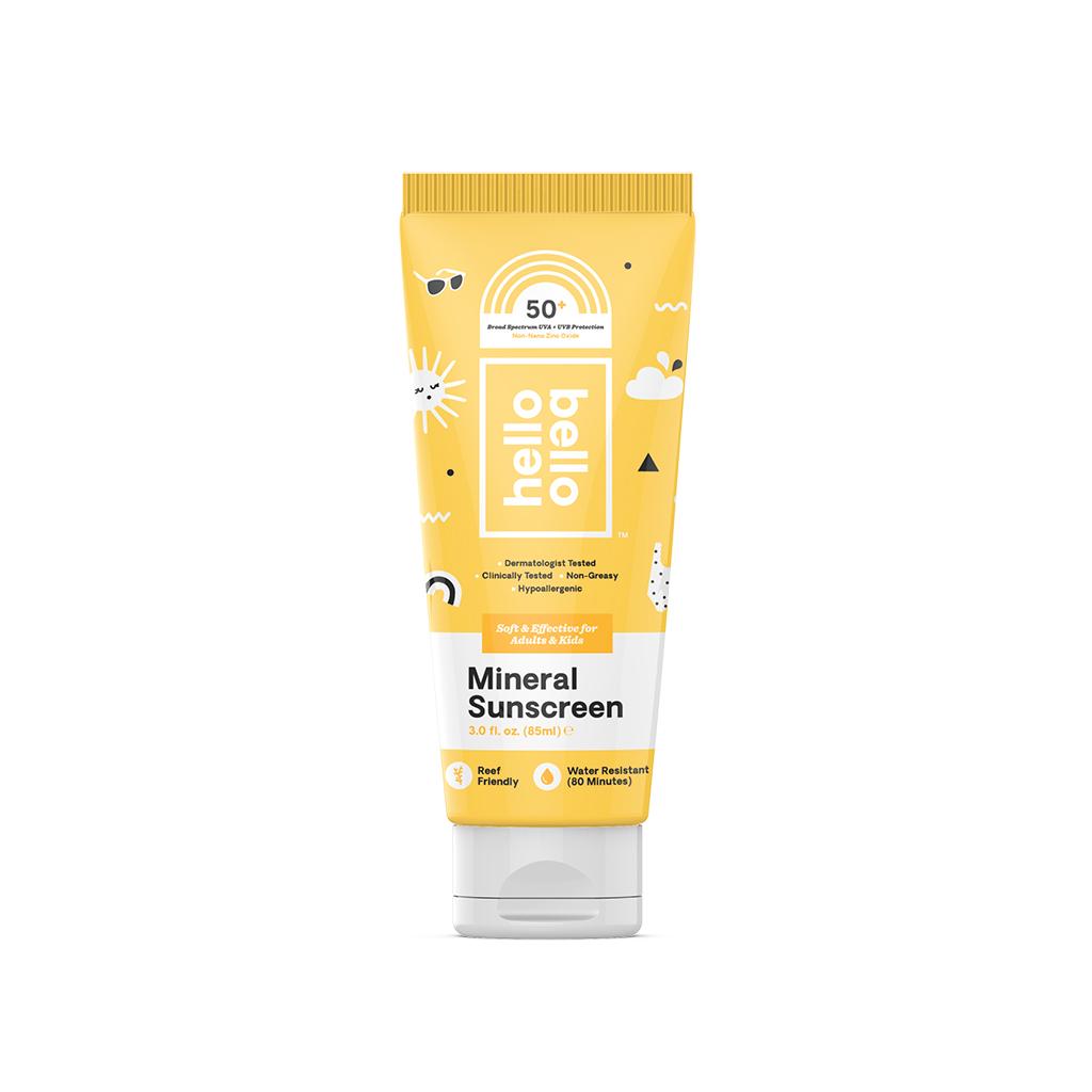 Hello Bello Mineral Sunscreen