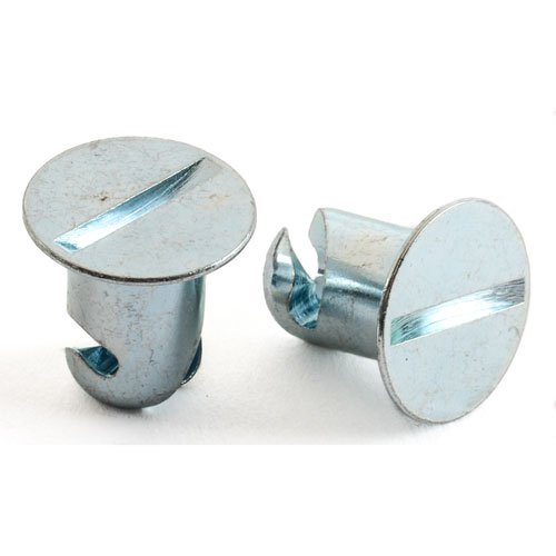 JEGS 82206 Quarter-Turn Fastener Buttons