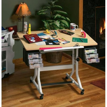 Alvin And Co Craftmaster Drafting Table