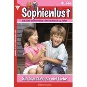 Sophienlust 244 – Familienroman - eBook