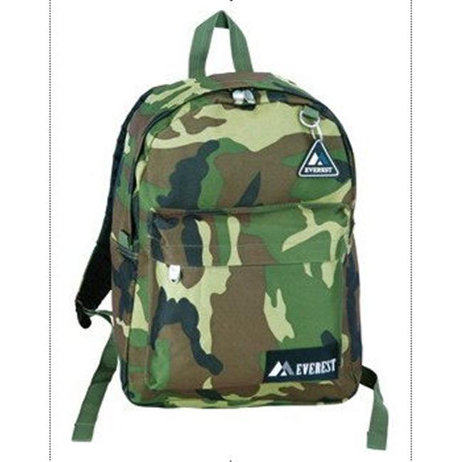 Everest Jungle Camo Classic Backpack