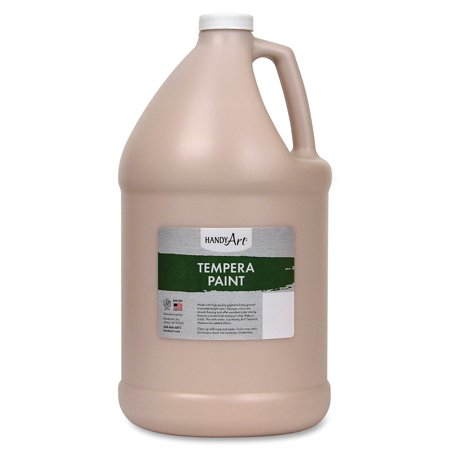 Handy Art 1 gal. Premium Tempera Paint (Glow In The Dark Purple Paint)