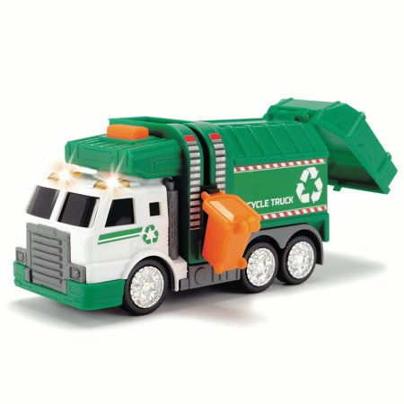 Dickie Toys - Action Recycling Truck Recycled Plastic Box Truck