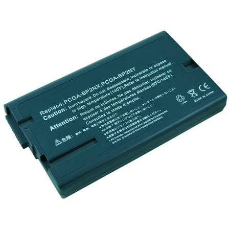 Superb Choice 8-cell Sony Vaio PCG-K115S pcg-bc3l PCG-9P6L PCG-9RFL Laptop Battery