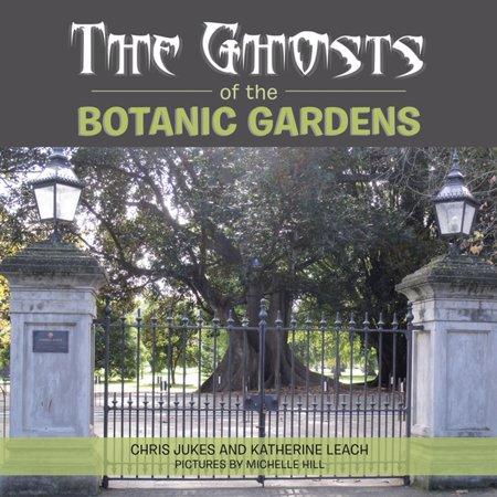 Botanic Garden Turkey (The Ghosts of the Botanic Gardens - eBook )