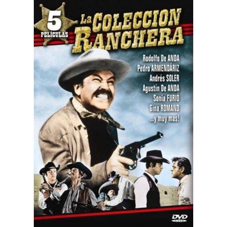 La Coleccion Ranchera 5 Peliculas (2 DVD) (Pelicula Halloween 5)