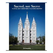 Sacred, Not Secret