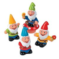 Gnome Characters (12 Pack) - Easter & Novelty Toys & Games
