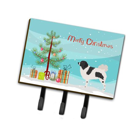 Carolines Treasures BB8444TH68 Wetterhoun Frisian Water Dog Christmas Leash Or Key Holder - image 1 de 1