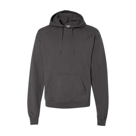 ComfortWash by Hanes Fleece Garment Dyed Unisex Hooded Pullover Sweatshirt GDH450