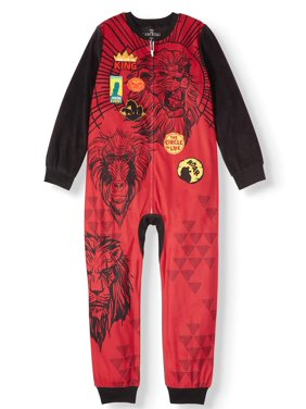 Disney Lion King Blanket Pajama Sleeper (Little Boy & Big Boy)