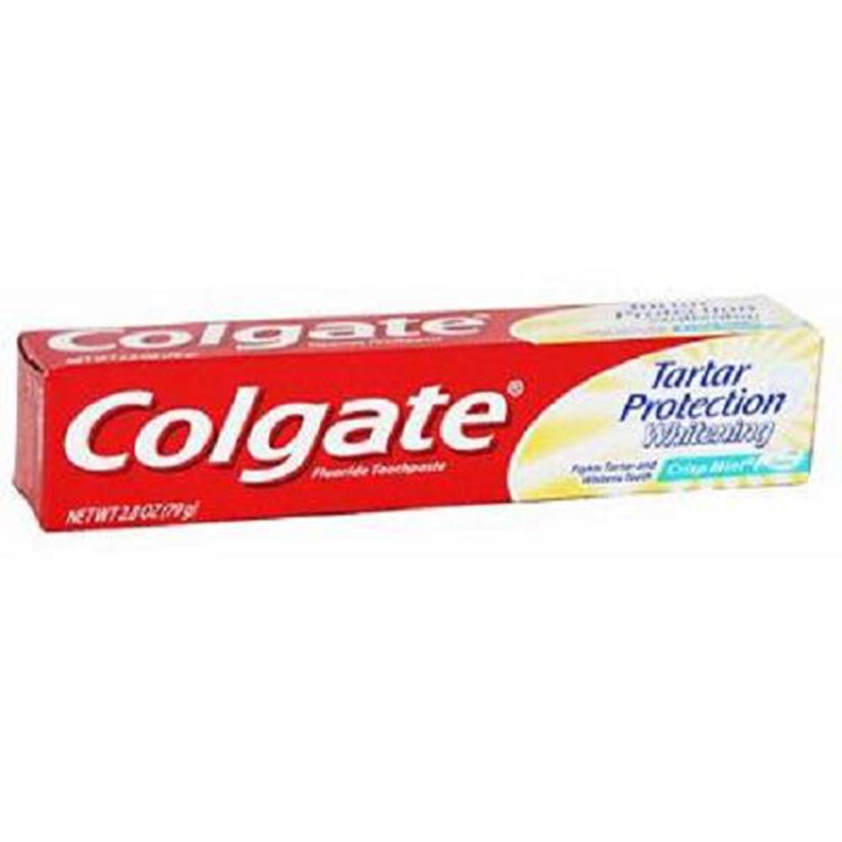 COLGATE TARTAR PROTECTION TOOTH PASTE 2.8 oz