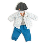 Miniland Educational Doll Clothes, Boy Autumn/Spring Outfit