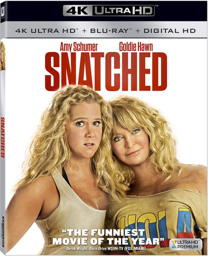 Snatched (4K Ultra HD + Blu-ray)