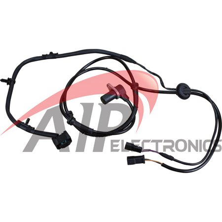 Audi Abs Speed Sensor - Brand New Rear Left ABS Wheel Speed Sensor for 2002-2005 Audi A4 S4 V6 V8 Oem Fit ABS756